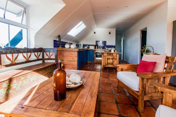 Accommodation in The Loft on Oudewerfskloof Olive Farm in Stilbaai