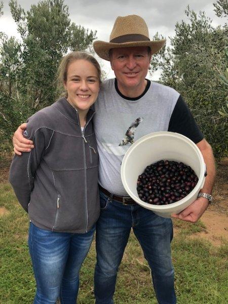Oudewerfskloof Olive Farm Family