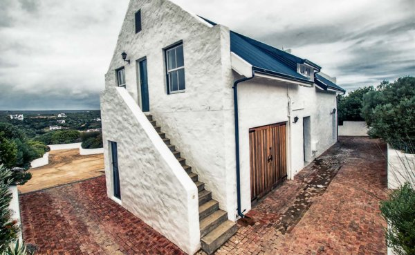 The Loft in Oudewerfskloof Olive Farm in Stilbaai