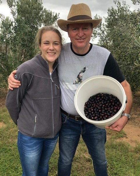 Ouderwerfskloof Olive Farm Team