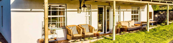 Accommodation in The Shed on Oudewerfskloof Olive Farm in Stilbaai